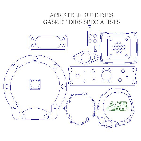 gasket steel rule die